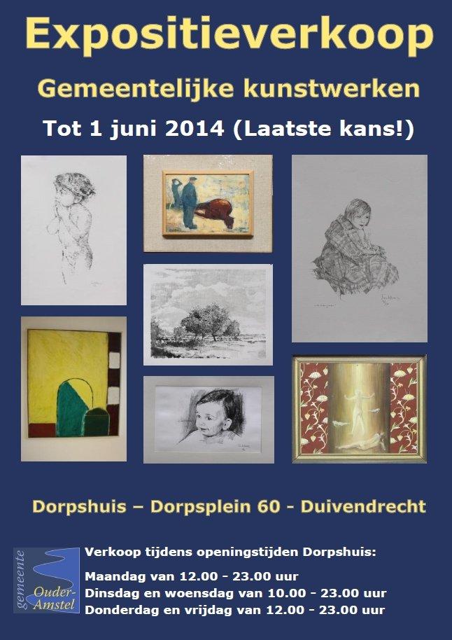 poster-kunstverkoop-2014