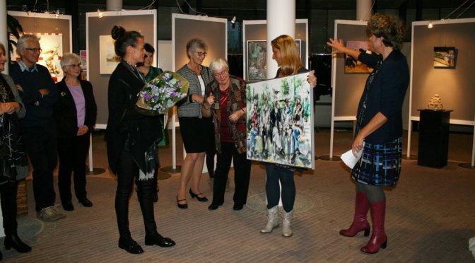 Micha de Ruwe wint 1e Cultuurprijs