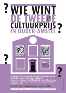 Cultuurprijs-2016-affiche