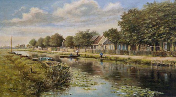 Oude Sluisvaart 100 jaar