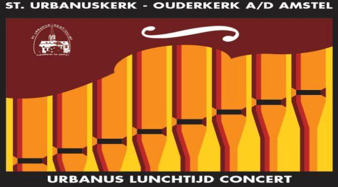 Urbanus-Lunchtijd-Concert