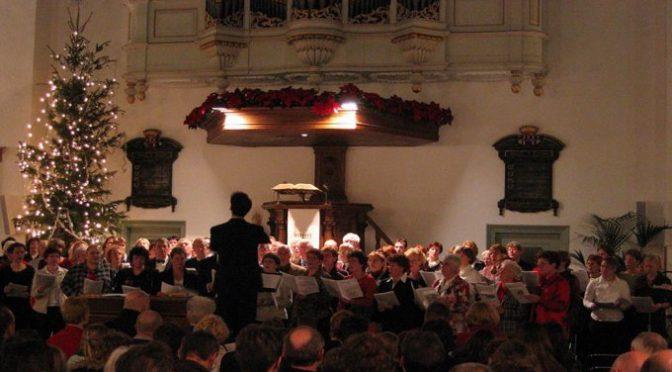 Kertsnachtkoor Amstelkerk