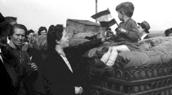 Duivendrecht in oorlogs- en bevrijdingstijd