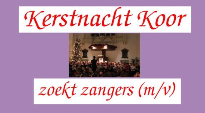 Kerstnacht Koor Amstelkerk