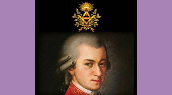 Mozart en de Vrijmetselarij