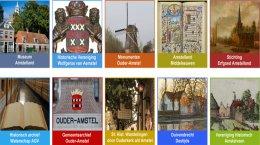 Geschiedenis in één website