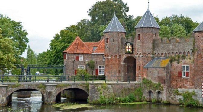 Kris kras door Nederland